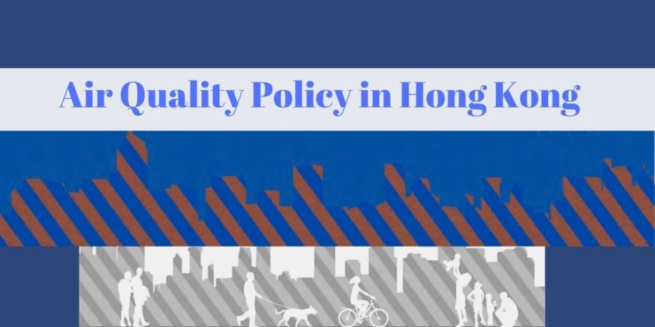 Air Quality Policy in HK
